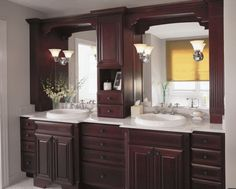 Tuscan Hills Cabinetry - Bathroom Gallery Ultimo