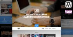 Nonus Parallax Wordpress Portfolio by ThemeWoodmen  FEATURES:Responsive HTML5/CSS3 design Retina Ready Unlimited Colors (intregrated with Wordpress Builtin Theme Customizer) Demo co