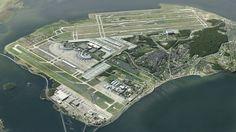 Rio de Janeiro Galeao' Airport expansion proposal