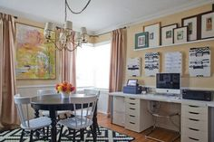 1000 images about dining room storage on pinterest for Dining room office combo