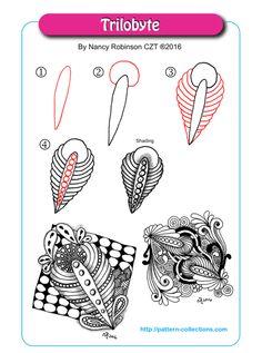 Trilobyte by Nancy Robinson