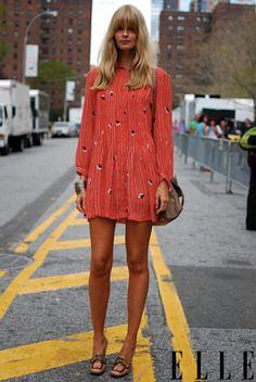 Fashion Week Street Style #NYFW