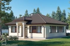 House plan - Jomantas