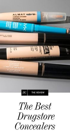Natural, creamy, blendable, buildable goodness does exist on the shelves of your local CVS, and the best drugstore concealer options are under $12