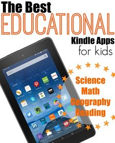 Best Educational Kindle Apps for Kids -