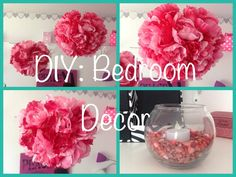 DIY: Bedroom Decor