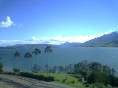 Fotos impresionantes Lago Calima Colombia