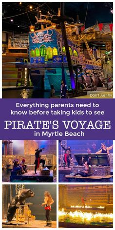 Is the Pirate's Voyage show in Myrtle Beach worth it? Best Family Beaches, Best Family Vacation Spots, Family Road Trips, Family Travel, Disney Vacation Planning, Vacation Ideas, Spring Break Vacations, Romantic Vacations, Myrtle