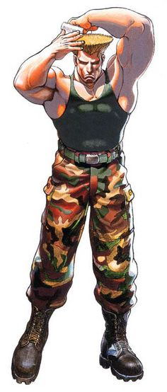 Guile.
