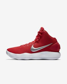 reputable site 67b34 27e6a Nike Hyperdunk 2017 (Team) Women s Basketball Shoe - 10.5 Silver