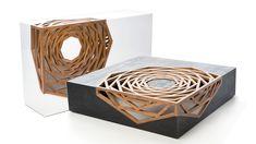 que recuca de mesa, que geniales los diseños de Vito Selma | Hanako_ Tables_01