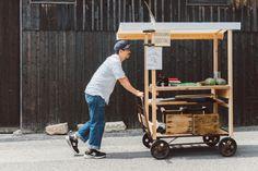 Coffee Carts, Coffee Truck, Coffee Shop, Kiosk Design, Booth Design, Retail Design, Food Cart Design, Food Truck Design, Mobile Cafe