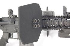 Complete Remington 870 Shotgun Bracket and Shield Set Pump Action Shotgun, Duty Gear, Picatinny Rail, Tactical Gear, Airsoft, Hand Guns, Weapons, Armour, Survival
