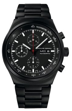 Réédition 2012 du chrono Porsche Design de 1974
