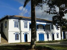 Caeté, MG - Brasil  Museu João Pinheiro