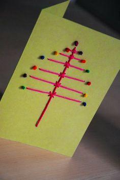 great diy christmas card