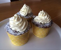 Lamington Fairy Cakes by Megan Douglas on www.recipecommunity.com.au