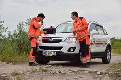 Opel Antara dla Czerwony Krzyż - to już drugi rok!