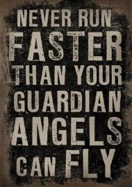 Quote about angels