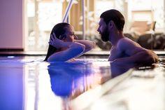 Wellnessurlaub am Achensee in Tirol im 4 Sterne Hotel St. Georg zum See.  Wertvolle Zeit zu zweit genießen und Seele baumeln lassen.