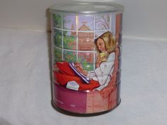 VINTAGE  MAXWELL HOUSE  Coffee tin can by TrueColorsBoutique, $6.00