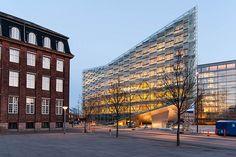 The Crystal & Cloud in Copenhagen, Denmark by Schmidt Hammer Lassen
