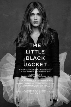 The little black jacket Ausstellung Berlin