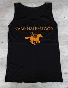 i already have an orange camp half-blood tee shirt but i want this for working out!!!