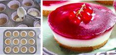 Recept na úplne dokonalý dezert, ktorý uspokojí aj tú najnáročnejšiu návštevu. Krásne vyzerá a jeho príprava Vám zaberie len pár minút času!