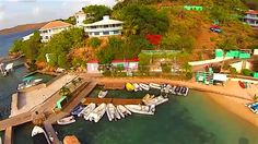 Very best drone aerial videos of the Caribbean