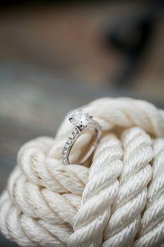Wedding Row Grand Strand   Real Myrtle Beach Weddings   Diamonds   Engagement Rings