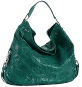 """Teal bag - the """"it"""" color of the season"""