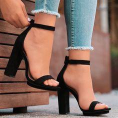 Sandals, Shoes, Heels, Platform, Heeled Sandals
