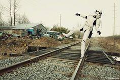 Artista imagina personagens da cultura pop em seu dia de folga - Slideshow - AdoroCinema