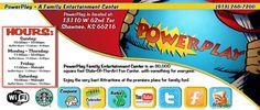 PowerPlay Family Entertainment Center