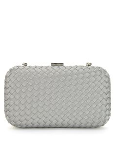 M&S Collection Satin Boxy Clutch Bag