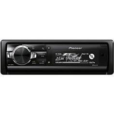 Pioneer speakers ts wx305t2 pioneer pinterest pioneer deh 80prs single din in dash cd receiver with bluetooth fandeluxe Gallery