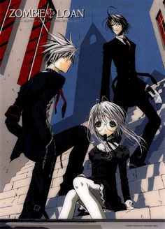 Zombie-Loan Manga - Read Zombie-Loan Online For Free Good Manga To Read, Read Free Manga, Anime Zombie, World Of Warriors, Peach Pit, Double Picture, Manga List, Comic Store, Manga Sites