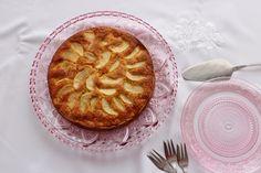 De Cozinha em Cozinha passando pela Minha: Bolo de maçã e côco para a familia / Apple-coconut family cake