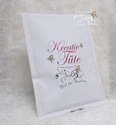 Bastelset - Kreativ-Tüte .... die Wundertüte für Kreative! - ein Designerstück von ZeitfuerKreatives bei DaWanda