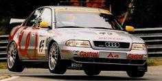 Video: The Return of the Four Ring - Audi 1996 BTCC