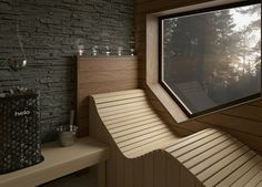 On the off chance that you need the wellbeing and health advantages of steam without heading off to the spa, at that point you can either purchase a home unit pre manufactured or make your own sauna design. Steam Showers Bathroom, Bathroom Spa, Bathroom Rugs, Bathroom Hooks, Diy Sauna, Sauna Steam Room, Sauna Room, Spa Interior, Bathroom Interior Design