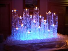 Wedding Ice Sculptures Richmond VA and Ice Carvings, Virginia Beach, VA | ICEART VA