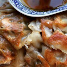 Debbie Adler makes Sweet and Spicy Veggie Dumplings. #vegan #glutenfree Recipe here: http://sweetdebbiesorganiccupcakes.com/sweet-spicy-veggie-dumplings/