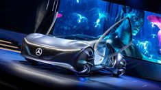 avatar-inspired mercedes-benz VISION AVTR concept lands at CES 2020 The Effective Pictures We Offer You About car wallpaper A quality picture can tell you many things. James Cameron, Daimler Ag, Mercedes Benz Models, Mercedes Sls, Cars Land, Cabriolet, Latest Cars, Future Car, Car Wallpapers