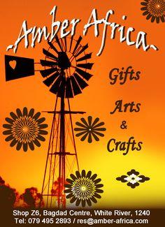 Art Handcraft in White River Bagdad, Africa Art, Craft Shop, Division, Amber, Arts And Crafts, Range, Nature, People
