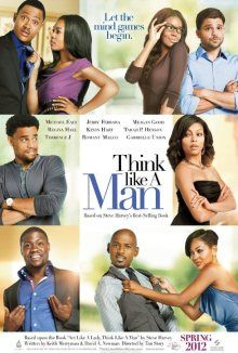 """Think Like A Man""--such a hilarious movie!! Ya got to watch it! :)"