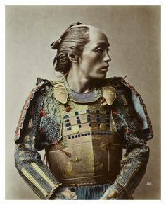 Baron Raimund von Stillfried - Samurai