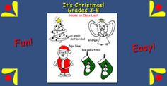 10-Day Spanish Christmas Lesson for Kids Grades 3-8. Fun and easy! Use at home or in a class. No Spanish experience needed by parents, teachers, or students. Check it out. If you have friends who might enjoy something like this, please share this post! http://www.spanish-for-you.net/holiday-lessons.html