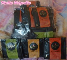 I got a big package with free samples for my friends, etc. to test also.